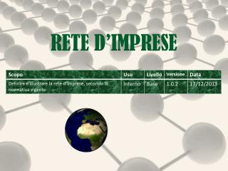 RETE D'IMPRESE