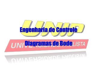 Engenharia de Controle Diagramas de Bode
