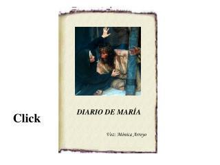 DIARIO DE MARÍA