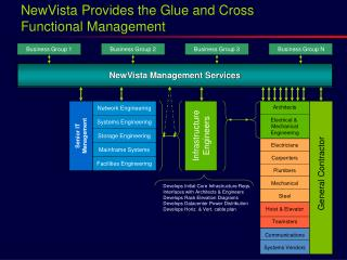 NewVista Provides the Glue and Cross Functional Management