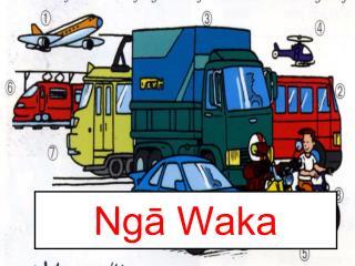Ngā Waka