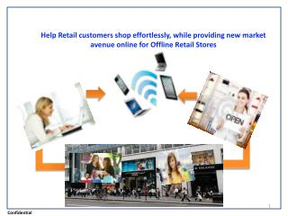 Customers: Customer do not stop visiting Offline Retail Stores