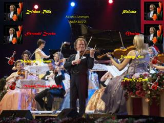 Jukebox  Laventura André  Rieu  2