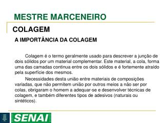 COLAGEM