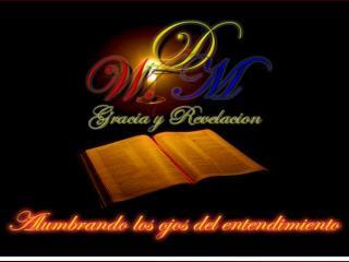 ADMINISTRADORES DE DIOS... Introducción: