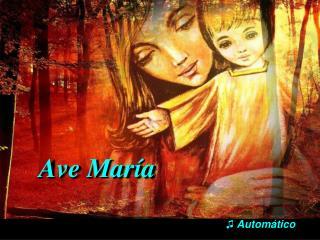 Ave Mar�a