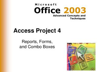Access Project 4