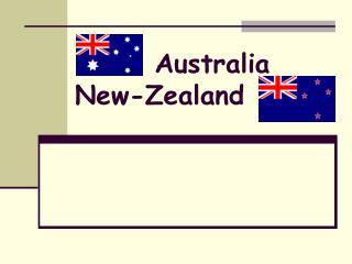 Australia     New-Zealand