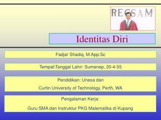 Identitas Diri