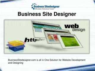 Professional Website Designers in Miami