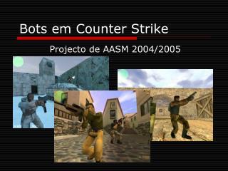Bots em Counter Strike