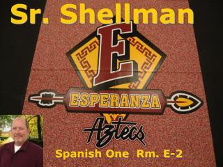Sr. Shellman