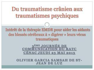 3 ème  journée de communication du RATC Cénac  jeudi 23 mai 2013