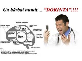 """Un b ă rbat numit.... """"DORINTA"""".!!!"""