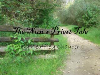 The Nun's Priest Tale