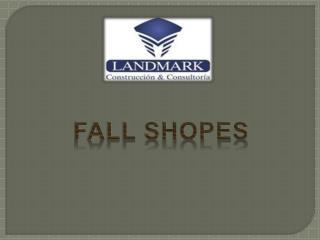 FALL SHOPES