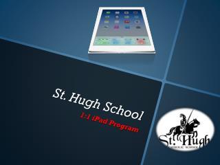 St. Hugh School