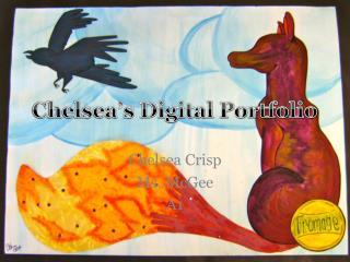 Chelsea's Digital Portfolio