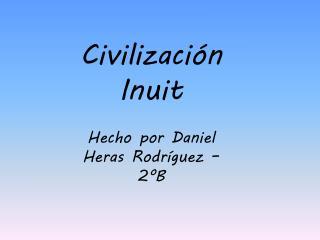 Civilización Inuit