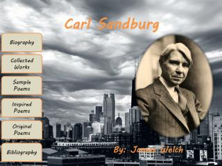 analysis of chicago by carl sandburg Carl sandburg – biographical  carl turned to journalism and worked on several chicago newspapers  as well as a searching analysis of the 1919 chicago race riots.