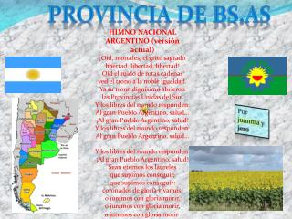 Provincia de bs.as