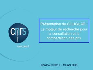 Bordeaux DR15 – 19 mai 2009
