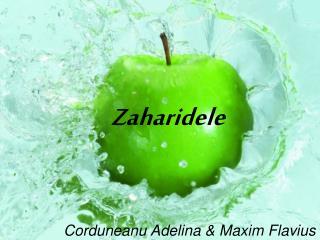 Zaharidele