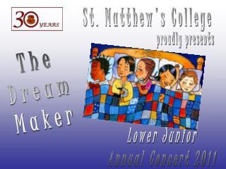 Lower Junior Annual Concert 2011