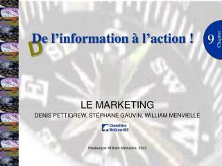 De l'information à l'action !
