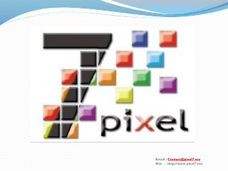 Email :  Contact@pixel7.ma Site   :  pixel7.ma