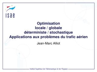 Jean-Marc Alliot