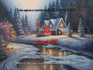 Leia agora a continuação de Jó parte 3 de 7.   Jó, parte 4 de 7
