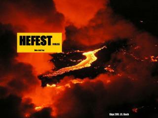 HEFEST /VOLCÀ Déu del Foc