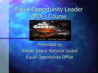 Equal Opportunity Leader EOL Course