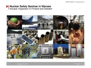 Nuclear Safety Seminar in Warsaw