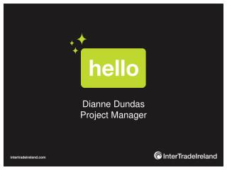 Dianne Dundas Project Manager