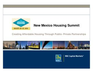 Creating Affordable Housing Through Public- Private Partnerships
