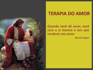 TERAPIA DO AMOR