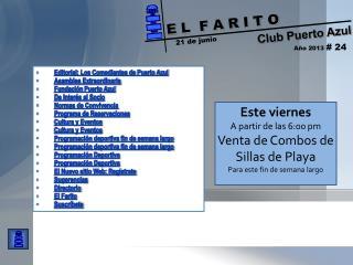 Club Puerto Azul