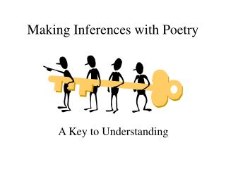 Making Inferences with Poetry
