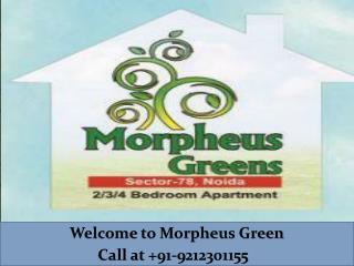 Morpheus Green Noida Sector 78