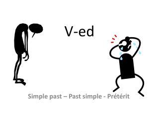 V- ed