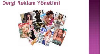 Dergi Reklam Yönetimi