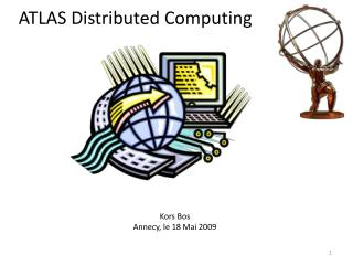 ATLAS Distributed Computing