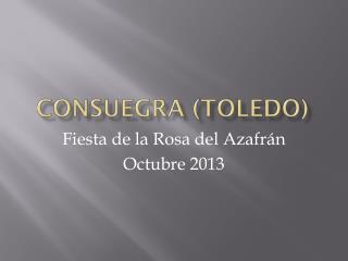 Consuegra (Toledo)