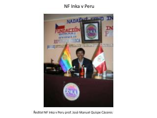 NF Inka v Peru