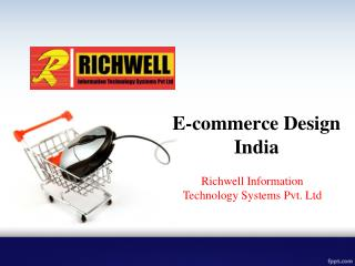 E-commerce Design India | Richwell IT