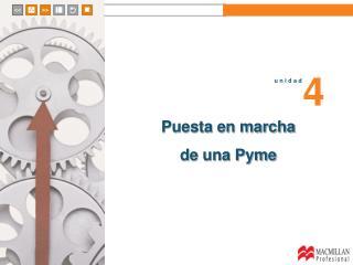 Puesta en marcha  de una Pyme