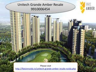 Unitech Grande Amber Resale 9910006454