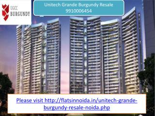 Unitech Grande Burgundy Resale 9910006454